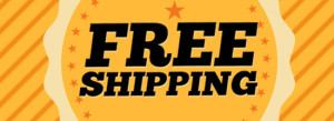 Free Shipping!  Such a Deal!