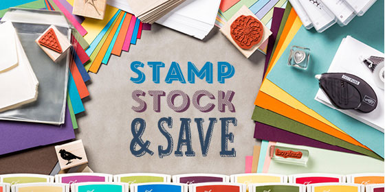 Stamp, Stock and Save